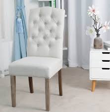 Zechariah French High Back Tufted Upholstered Dining Chair Hcom 45 Tufted High Back Velvet Accent Chair Living Room Soft Padded Couch Lounge Cream White Madison Park Btexpert French Upholstered Ding Set Of 2 Tufted Leather High Chair Denmark Healthupdateco 24 W Counter Button Linen Solid Hardwood Frame China Whosale Aliba Settee Lauren Nontufted Russian Fabric Chandel Office Vintage Smoke Pair Hollywood Regency Style Chairs Belleze Tall Wingback With Nail Head