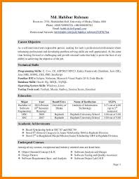 Extra Curricular Activities Examples For Resume Inspirational Extracurricular