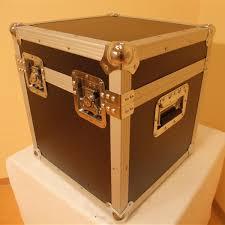 Universal Transport Case 40 X 40 X 43 Cm Kabel Zubehör Tool Kiste