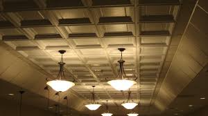 Ceilume Coffered Ceiling Tiles by Intersource Specialties Company
