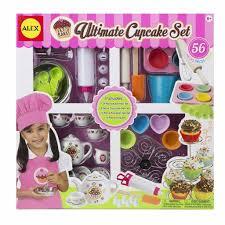 Dora The Explorer Kitchen Set by Alex Toys Let U0027s Bake Ultimate Cupcake Set Alexbrands Com