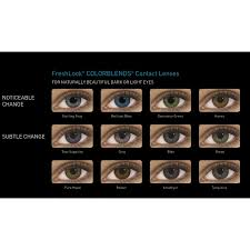 Freshlook Colorblends Contact Lens Grand Straits Opticals And