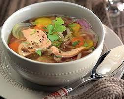 cuisiner un foie gras cru recette bouillon aux légumes racines et foie gras
