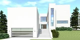 100 A Modern House Plan 6 Bedrms 5 Baths 4757 Sq Ft 1161067