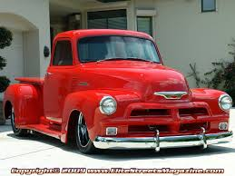 1954 Chevy Half-Ton Truck - Custom Classic Five-Window Pickup ... Tci Eeering 471954 Chevy Truck Suspension 4link Leaf 1954 Pickup 3100 31708 Jchav62 Flickr Restoration Pictures Chevrolet Classics For Sale On Autotrader Advance Design Wikipedia 5 Window Pickup F1451 Indy 2016 Image 803 Sema 2017 Quadturbo Duramaxpowered 54 Auto Bodycollision Repaircar Paint In Fremthaywardunion City Yarils Customs A Beautiful Two Tone Stepside
