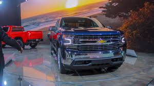 2019 Chevrolet Silverado | Top Speed