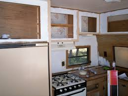 Remodeling A Travel Trailer