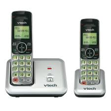 Amazon.com: VTech CS6419-2 2-Handset DECT 6.0 Cordless Phone With ... The 5 Best Wireless Ip Phones To Buy In 2018 Shoretel Srephone 655 Voip Phone 10429 For Parts Cisco Phone 8845 Home Networking Connectivity Computers How To Get Free Voip Service Through Google Voice Obihai Hd2 Handset Ooma Products Pinterest Telephone Low Radiation High Quality Grandstream Avaya 1416 Digital Warehouse Systems Allison Royce Of San Antonio Tmobile Lelink Ata Wdl Ml700 Adapter Ebay 8851 Refurbished Cp8851k9rf Gs Gxp2160 Enterprise And