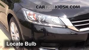 parking light change 2013 2016 honda accord 2014 honda accord ex