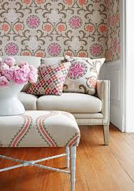 interior gorgeous pink living room decoration using light pink