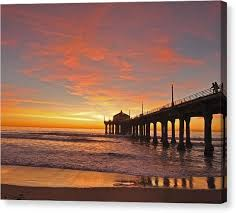 California Beaches Canvas Print