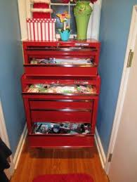 Tool Box Dresser Ideas by Dresser Painted Like A Craftsman Tool Box For My Boys