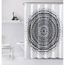 VCNY Home Tessa Medallion Shower Curtain