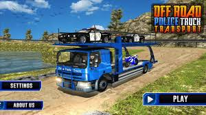 100 3d Tow Truck Games OffRoad Police Transport New Android Game Trailer HD The