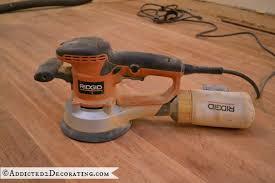 Fixing Hardwood Floors Without Sanding by The Wrong Way To Sand Hardwood Floors