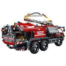 LEGO Technic Airport Rescue Vehicle 42068 - LEGO - Toys