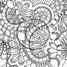 Coloring Pages Advanced Printable