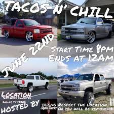100 Stylin Trucks Tacos N Chill Home Facebook