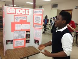 Saint Matthias Learning And Science Fair Shares Middle School