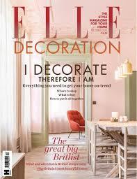 elle decoration uk october 2017 books pics download new