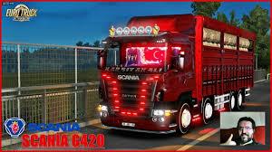 Download 114.97 MB # Euro Truck Simulator 2 - SCANİA G420 KIRKAYAK ...
