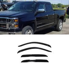 100 Truck Rear Window Guard Amazoncom VioletLisa 4pcs Front Smoke SunRain Vent