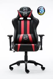Playseat Office Chair Uk by Xtracing Evo Recliner Racing Gaming Office Chair Gt Esports Red