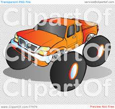 Royalty-Free (RF) Clipart Illustration Of A Big Orange Monster ... Monster Truck Xl 15 Scale Rtr Gas Black By Losi Monster Truck Tire Clipart Panda Free Images Hight Pickup Clipart Shocking Riveting Red 35021 Illustration Dennis Holmes Designs Images The Cliparts Clip Art 56 49 Fans Jam Coloring Muddy Cute Vector Art Getty Coloring Pages Of Cars And Trucks About How To Draw A Pencil Drawing
