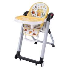 100 High Chair Pattern Amazoncom Dorani Foldable Telescopic Baby S With Wheels