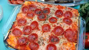 Rachael Ray Pumpkin Lasagna by Matzo Pizza Lasagna Recipe Rachael Ray Recipe Abc News