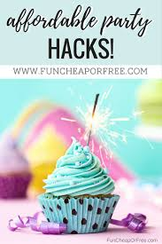 TONS Of Ideas For A Fun Cheap Or Free Baby Shower Party