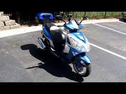 Taotao ATM150 A Evo Scooter
