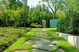 Landscape Ideas: Sustainable Landscape Design With Garden Bed ...