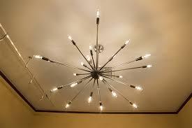 led light design appealing led chandelier lights led bulbs for
