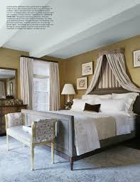 Gray Oriental Rug Bedroom Gramercy Park New York