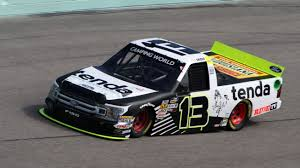 100 Jayski Trucks 2018 NASCAR Camping World Truck Series Paint Schemes Team 13