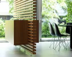 42 moderne modelle trennwand aus holz bamboo room