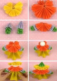 Gueixa Origami Asia Japan Jardimsecreto