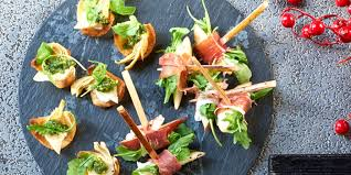 easiest canapes canapés you can in minutes food