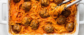 Hands f Spaghetti and Meatballs