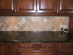 Backsplash Ideas For Dark Cabinets by Kitchen Astonishing Kitchen Backsplash With Black Granite Kitchen
