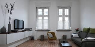plissees für ihr wohnzimmer
