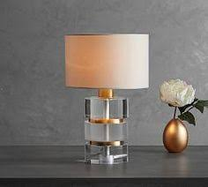 Pottery Barn Discontinued Table Lamps by Pottery Barn Eva Colored Glass Table Lamp 24