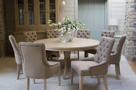 Cushioned Dining Room Chairs Enchanting Awesome Set Upholstered Relaxing Life Prepare