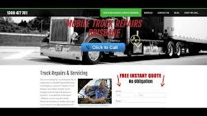 100 Mobile Truck Repair Near Me Diesel Chanic Brisbane Call 1300 477 781 YouTube