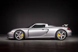 The Porsche Carrera GT - Pfaff Reserve
