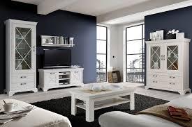 forte möbel wohnwand kashmir dreiteilig pinia weiß möbel