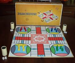 Vintage Board Game Parcheesi 1960s By WellIWasSavinIt 1400