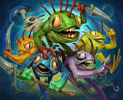 Murloc Deck Shaman Or Warlock by In Depth Guide Anyfin Can Happen Paladin Is Back Hearthstone Decks
