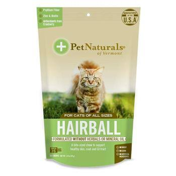 Pet Naturals of Vermont Hairball Chews